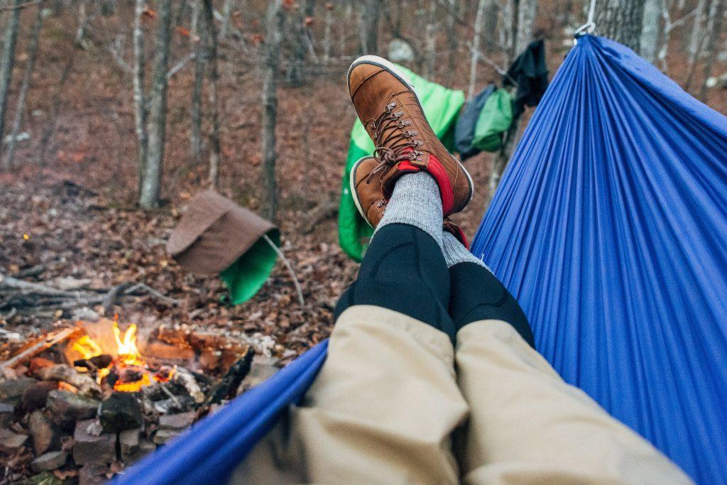 Hamacas para camping