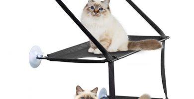 Hamaca para gatos doble